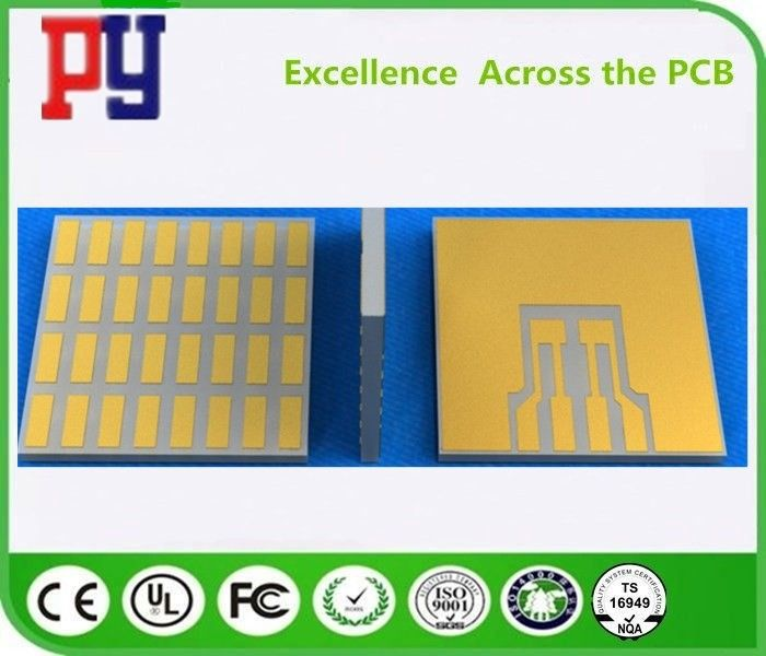 Long Lifespan Rigid Flex PCB Fr4 LED PCB Ceramic Circuit Board 2-4 Layers